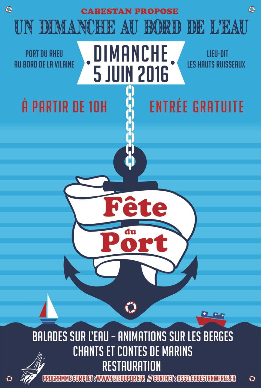 Affiche Le Rheu 5 juin 2016