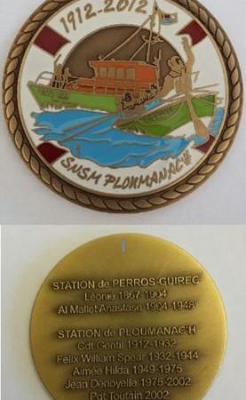 Médaille Ploum 2017