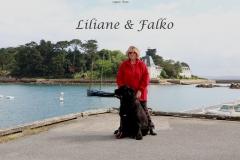 Liliane et Falko